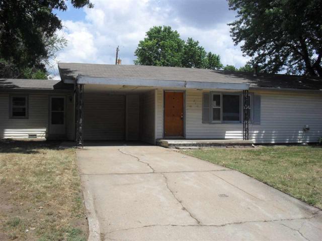230 Meek, Arkansas City, KS 67005 (MLS #539455) :: Select Homes - Team Real Estate