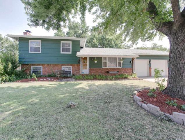 511 E 4th, Goddard, KS 67277 (MLS #539472) :: Select Homes - Team Real Estate