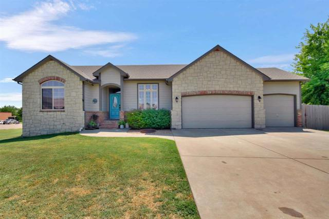 119 W Harmony Cir, Rose Hill, KS 67133 (MLS #539517) :: Better Homes and Gardens Real Estate Alliance