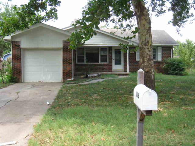 118 E Filmore, Mulvane, KS 67110 (MLS #539522) :: Select Homes - Team Real Estate