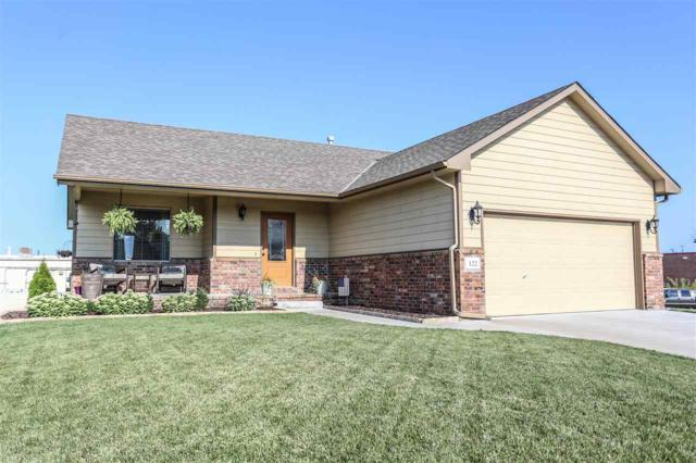 122 W Harmony Cir, Rose Hill, KS 67133 (MLS #539629) :: Better Homes and Gardens Real Estate Alliance