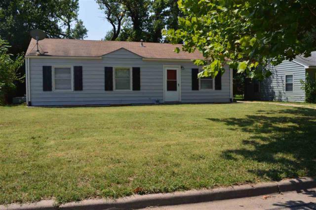 1409 E Frontenac St, Park City, KS 67219 (MLS #539642) :: Better Homes and Gardens Real Estate Alliance