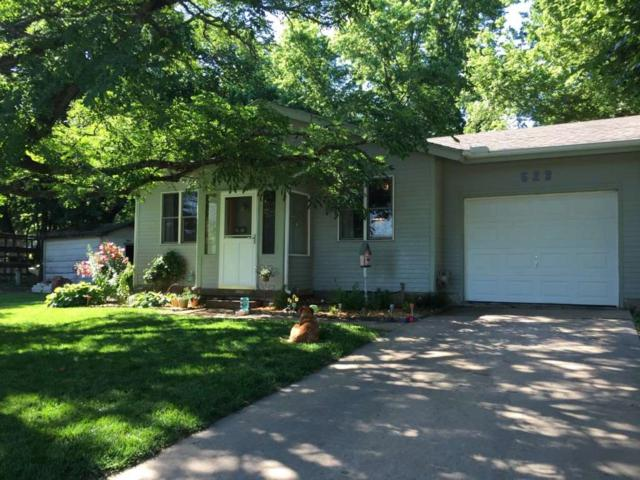 523 E Franklin Ave, Mulvane, KS 67110 (MLS #539658) :: Select Homes - Team Real Estate