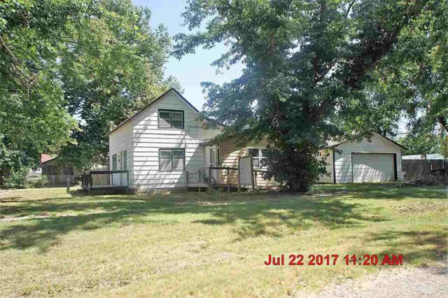 602 N Lincoln, Belle Plaine, KS 67013 (MLS #539689) :: Select Homes - Team Real Estate