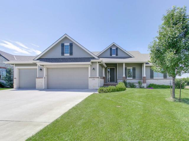 4734 N Emerald Ct, Maize, KS 67101 (MLS #539713) :: Select Homes - Team Real Estate