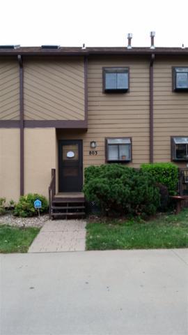 2405 S Capri Apt 803, Wichita, KS 67210 (MLS #539727) :: Better Homes and Gardens Real Estate Alliance