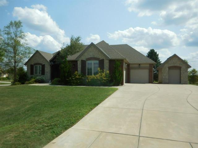 3401 N Deer Ridge, Rose Hill, KS 67133 (MLS #539784) :: Better Homes and Gardens Real Estate Alliance