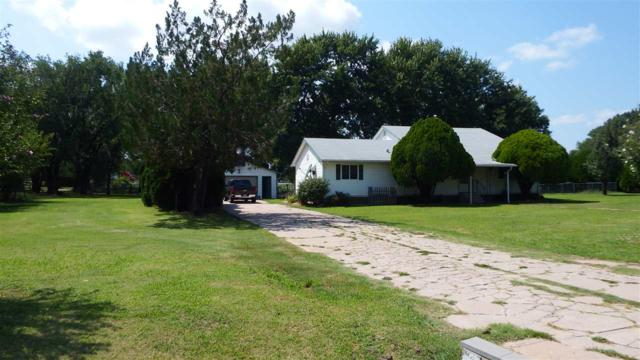 9829 S Laura, Haysville, KS 67060 (MLS #539811) :: Better Homes and Gardens Real Estate Alliance
