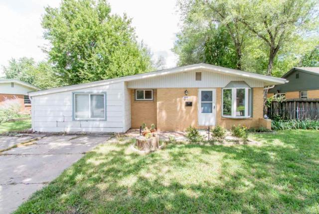 344 N Clinton Ave, Haysville, KS 67060 (MLS #539847) :: Katie Walton with RE/MAX Associates