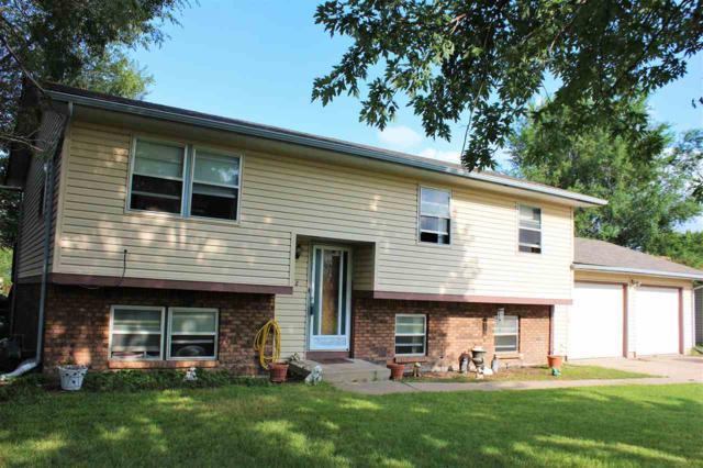 222 S Cedar St., Goddard, KS 67052 (MLS #539852) :: Better Homes and Gardens Real Estate Alliance