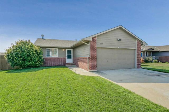 1907 W Country Lakes St, Haysville, KS 67060 (MLS #539868) :: Better Homes and Gardens Real Estate Alliance