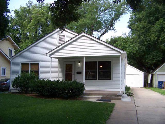 1329 N Perry Ave., Wichita, KS 67203 (MLS #539870) :: Select Homes - Team Real Estate