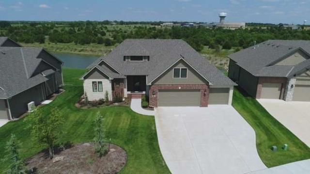 5998 E Forbes Ct, Bel Aire, KS 67220 (MLS #539890) :: On The Move