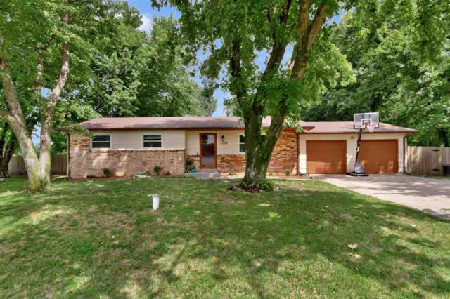 3724 E Haven Dr, Derby, KS 67037 (MLS #539893) :: Better Homes and Gardens Real Estate Alliance
