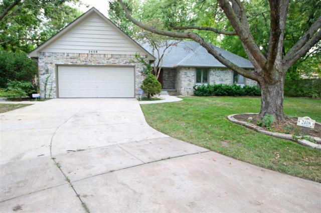 2408 N Hathway Cir, Wichita, KS 67226 (MLS #539907) :: Select Homes - Team Real Estate