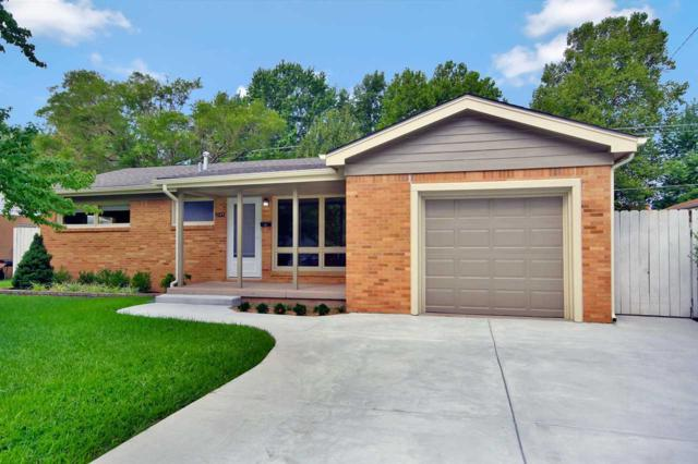 1127 N Kokomo, Derby, KS 67037 (MLS #539918) :: Better Homes and Gardens Real Estate Alliance