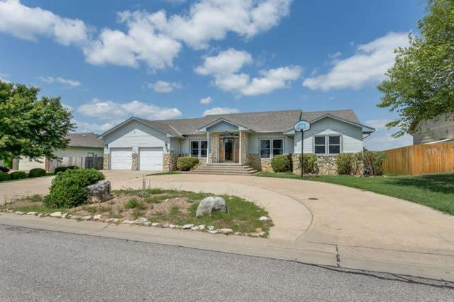 318 E La Mesa, Derby, KS 67037 (MLS #539919) :: Better Homes and Gardens Real Estate Alliance