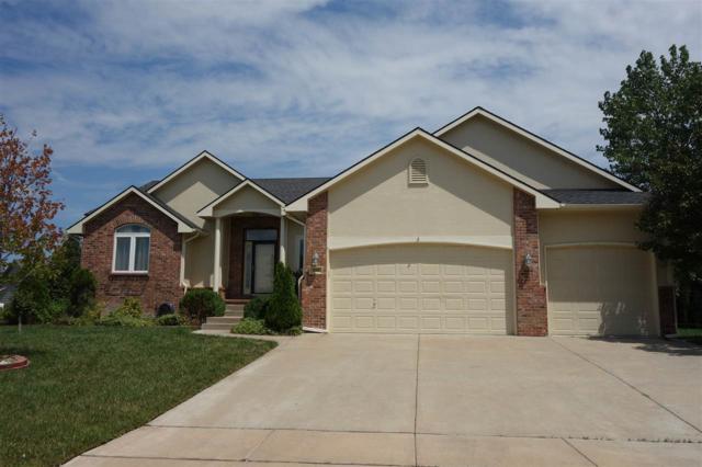 808 W Putter Ct, Andover, KS 67002 (MLS #539935) :: Select Homes - Team Real Estate
