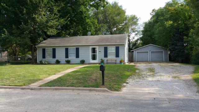 1335 E Charleston, Park City, KS 67219 (MLS #539951) :: Better Homes and Gardens Real Estate Alliance