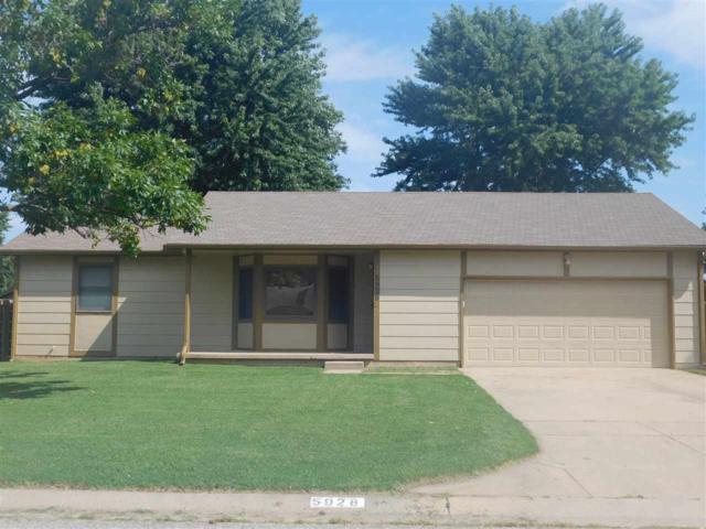 5928 W York St., Wichita, KS 67215 (MLS #539955) :: Better Homes and Gardens Real Estate Alliance