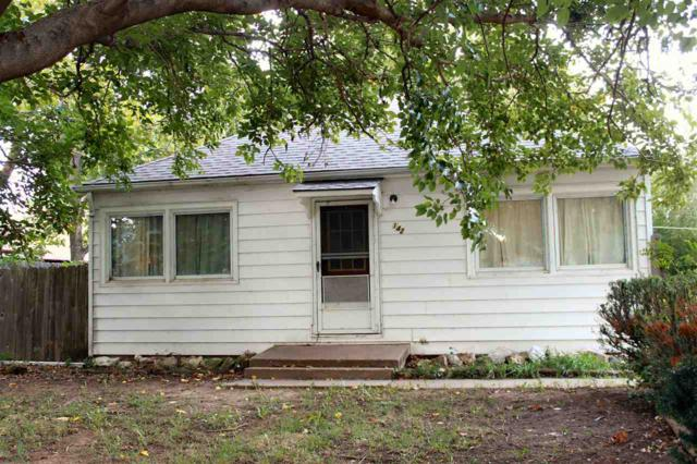 142 S 3rd Ave, Clearwater, KS 67026 (MLS #539957) :: Select Homes - Team Real Estate