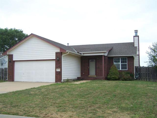 1934 S Chateau St, Wichita, KS 67207 (MLS #539961) :: Better Homes and Gardens Real Estate Alliance