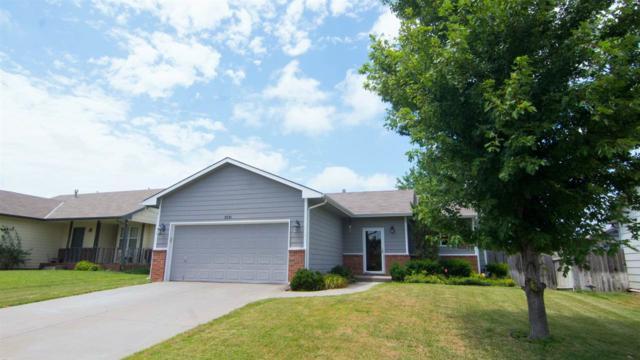 5931 N Judson Dr, Park City, KS 67219 (MLS #539968) :: Better Homes and Gardens Real Estate Alliance