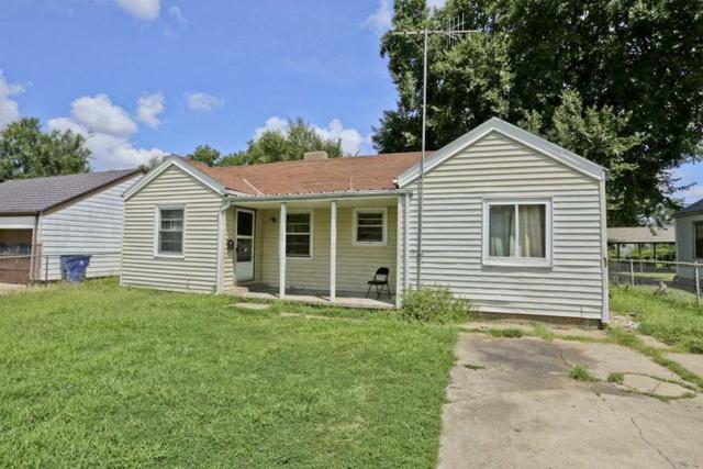 2326 E Murdock St., Wichita, KS 67214 (MLS #539969) :: Better Homes and Gardens Real Estate Alliance