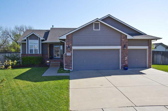 12318 E Mainsgate Court, Wichita, KS 67226 (MLS #539973) :: Better Homes and Gardens Real Estate Alliance