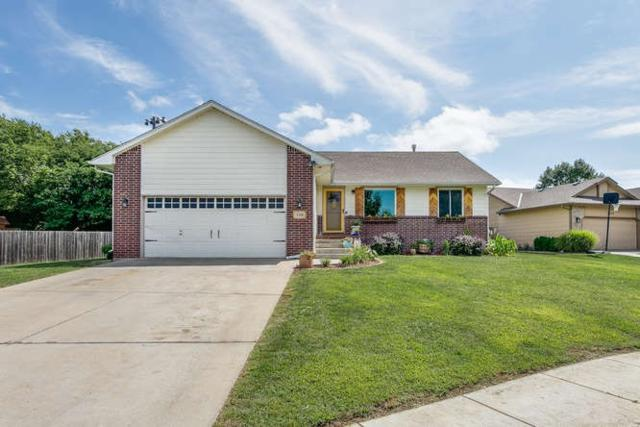 1318 S Hilltop Rd, Derby, KS 67037 (MLS #539975) :: Better Homes and Gardens Real Estate Alliance