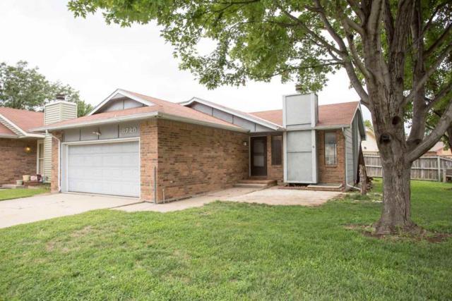 8720 W Nantucket St, Wichita, KS 67212 (MLS #539986) :: Select Homes - Team Real Estate