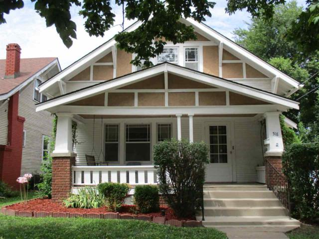 518 W 4th Ave, El Dorado, KS 67042 (MLS #540016) :: Select Homes - Team Real Estate