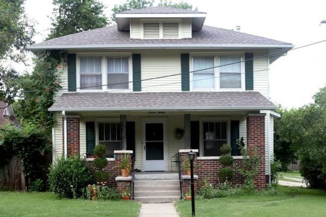 720 W Ash, El Dorado, KS 67042 (MLS #540038) :: Select Homes - Team Real Estate