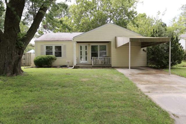 935 Prairie Park Rd, Wichita, KS 67218 (MLS #540071) :: Select Homes - Team Real Estate