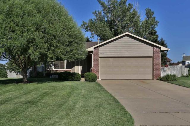 1822 S Shefford Cir, Wichita, KS 67209 (MLS #540109) :: Select Homes - Team Real Estate