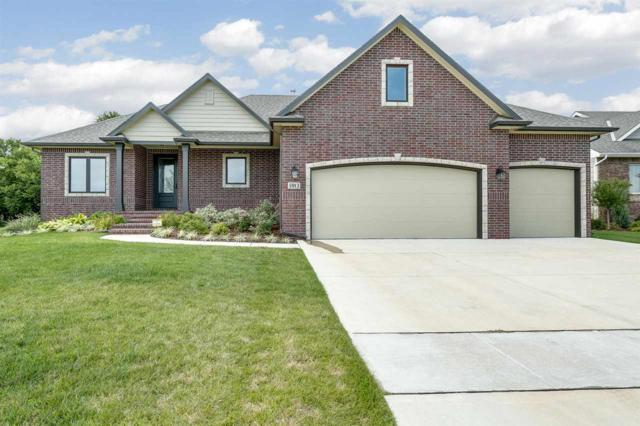 5913 E Wildfire, Bel Aire, KS 67220 (MLS #540124) :: On The Move