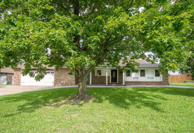 606 Park Rd, Rose Hill, KS 67133 (MLS #540132) :: Select Homes - Team Real Estate