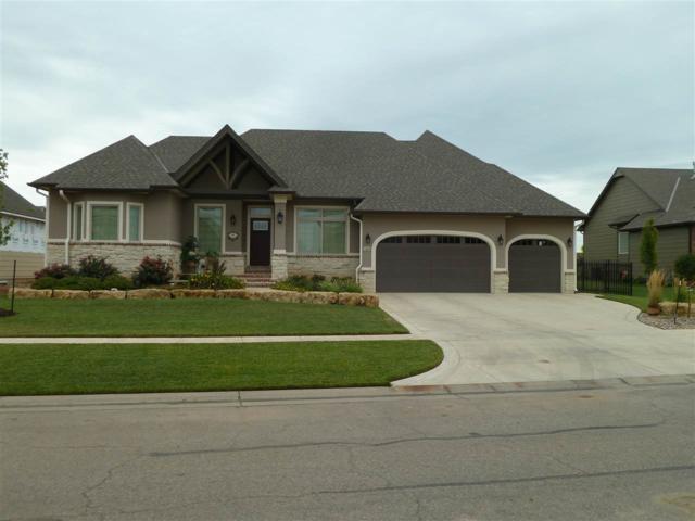 2300 N Fairway Ct, Derby, KS 67037 (MLS #540134) :: Select Homes - Team Real Estate