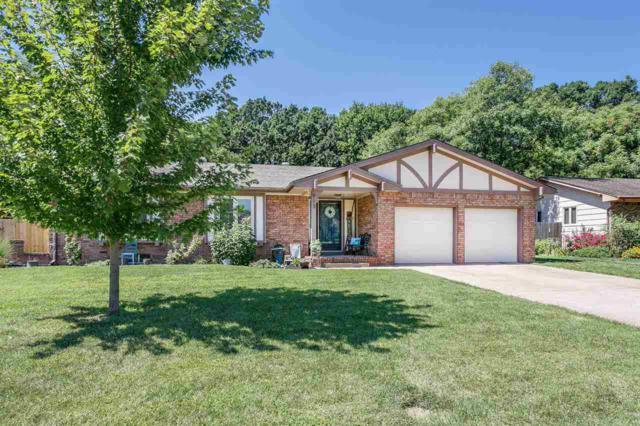 913 N Brook Forest, Derby, KS 67037 (MLS #540140) :: Select Homes - Team Real Estate