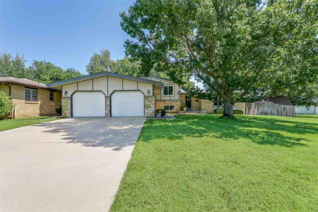 416 Hillside St, El Dorado, KS 67042 (MLS #540203) :: Select Homes - Team Real Estate