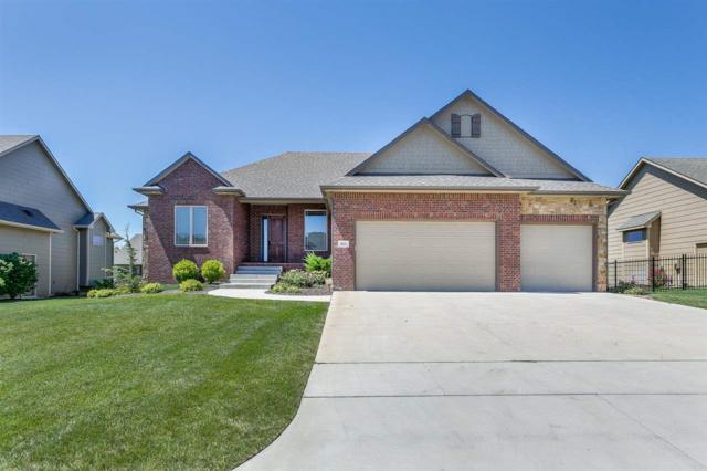 821 N Fairoaks Ct, Andover, KS 67002 (MLS #540231) :: Select Homes - Team Real Estate
