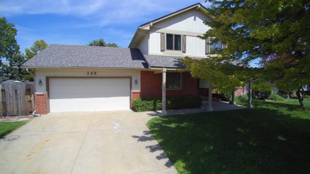 126 S Lexington, Andover, KS 67002 (MLS #540233) :: Select Homes - Team Real Estate