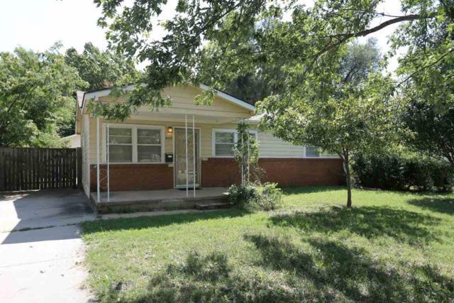3432 S Hiram Ave, Wichita, KS 67217 (MLS #540260) :: Select Homes - Team Real Estate