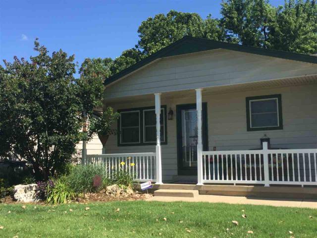 3022 W Crawford, Wichita, KS 67217 (MLS #540319) :: Katie Walton with RE/MAX Associates