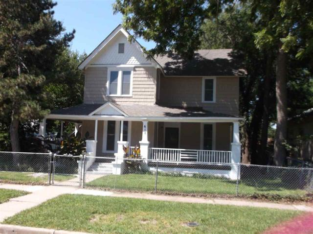 611 N Chautauqua Ave., Wichita, KS 67214 (MLS #540328) :: Katie Walton with RE/MAX Associates