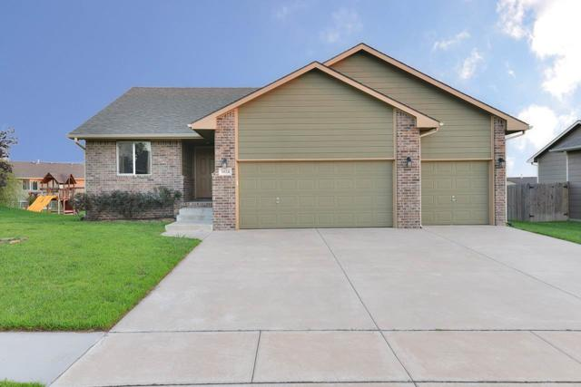 1024 E Splitwood Way, Derby, KS 67037 (MLS #540341) :: Katie Walton with RE/MAX Associates