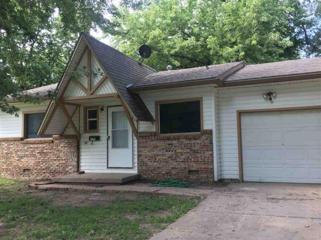 355 Stewart, Haysville, KS 67060 (MLS #540345) :: Katie Walton with RE/MAX Associates