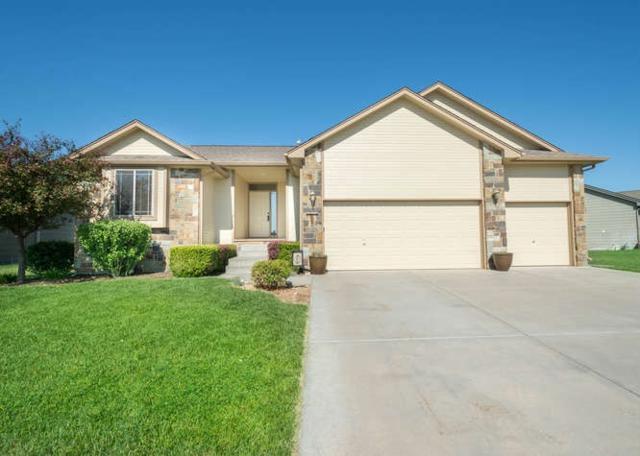 2417 N Fieldstone, Andover, KS 67002 (MLS #540837) :: Select Homes - Team Real Estate