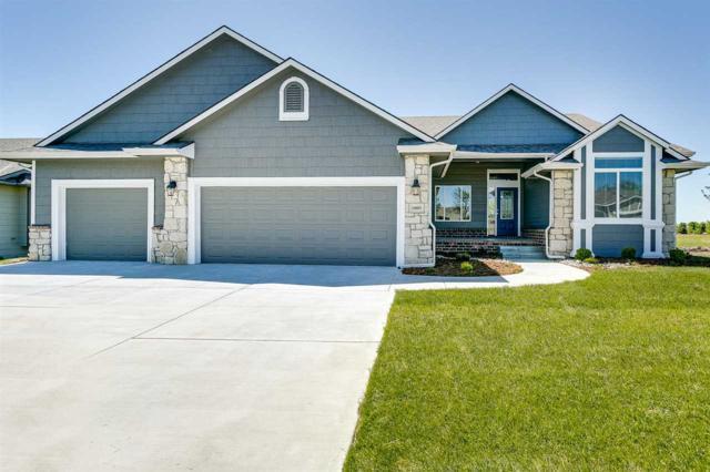 14601 W Onewood, Wichita, KS 67235 (MLS #540843) :: On The Move