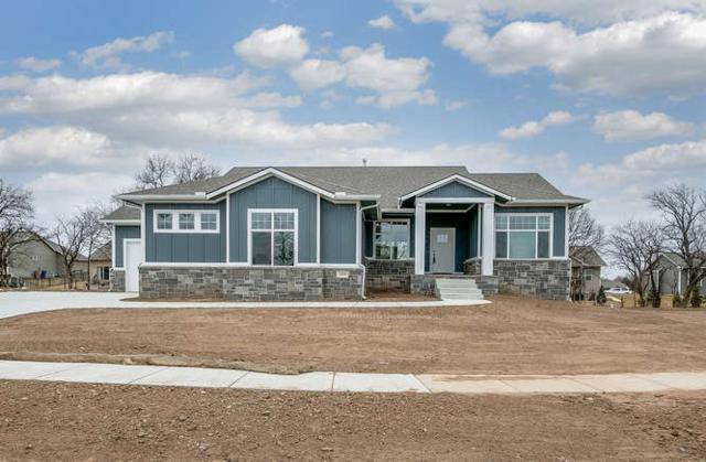 14510 W Onewood, Wichita, KS 67235 (MLS #540846) :: On The Move